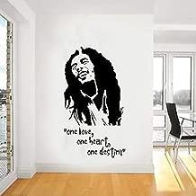 Bro Decals Wall Vinyl Decal Loud S Bob Marley Iconic Classic Reggae Wd Vinyl Decor Sticker Home Art Print BR2958