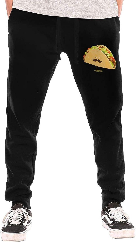f99330d8122cc7 NIOPC MIJFOP Men's Taco'bout It Sport Joggers Workout Athletic Pants 7c2890