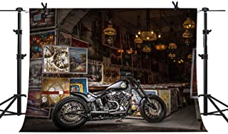 motorcycle photo booth
