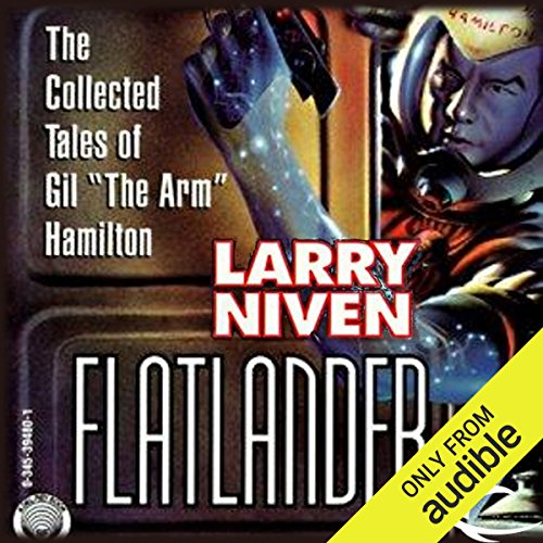 Flatlander audiobook cover art