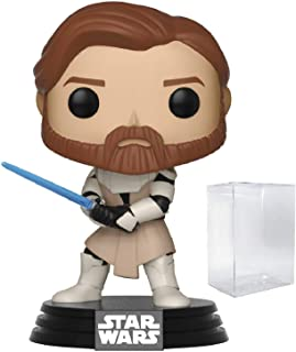 Star Wars Revenge Of The Sith Clone Commander Cody Funko Pop Includes Compatible Pop Box Protector Case Vinyl Bobble Head Figure Bobbleheads