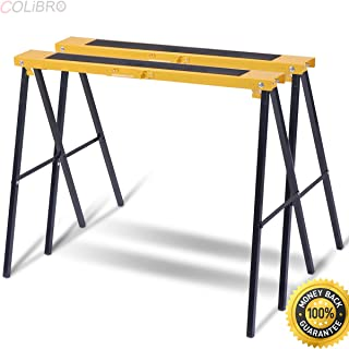 harbor freight adjustable sawhorse