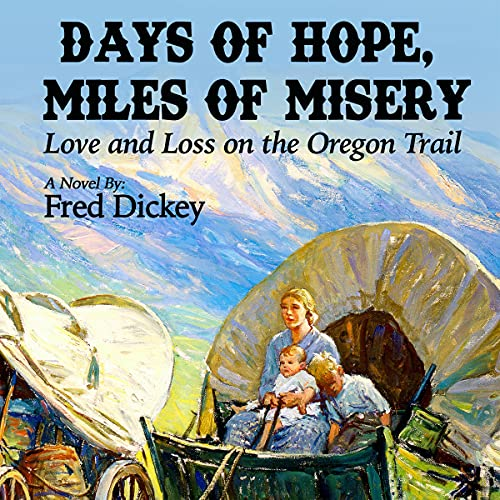 Days of Hope, Miles of Misery cover art