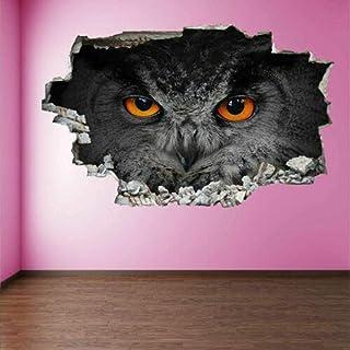 ملصق حائط ثلاثي الابعاد ملصق ثلاثي الابعاد جدار ملصق فني ملصق ديكور روضة اطفال