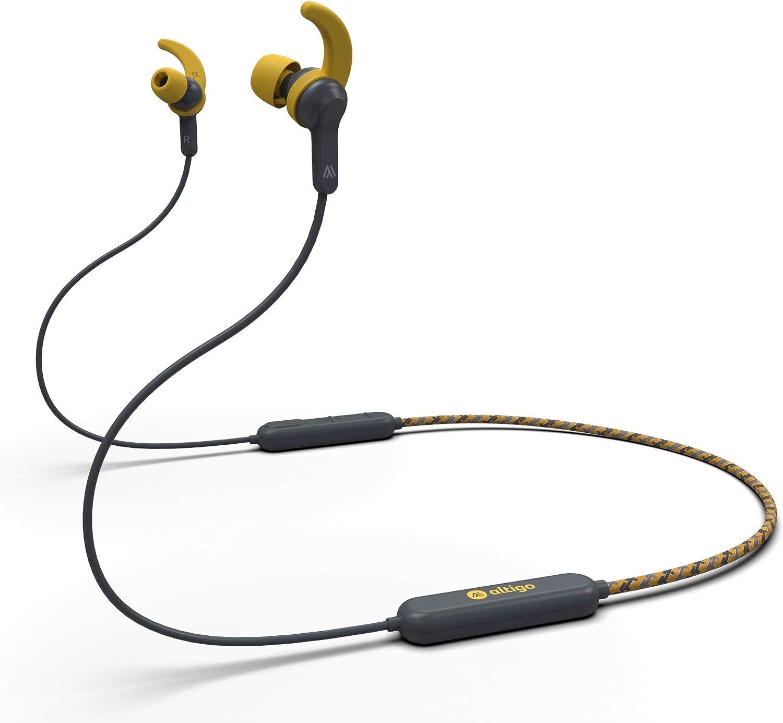 Bluetooth Headphones - Altigo in Ear Wireless Earbuds Earphones (Gray)