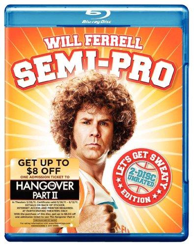 Semi-Pro [Reino Unido] [Blu-ray]