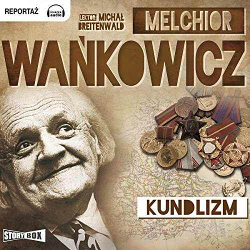 Kundlizm audiobook cover art