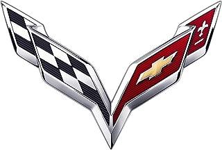 Best corvette cross flag emblem Reviews