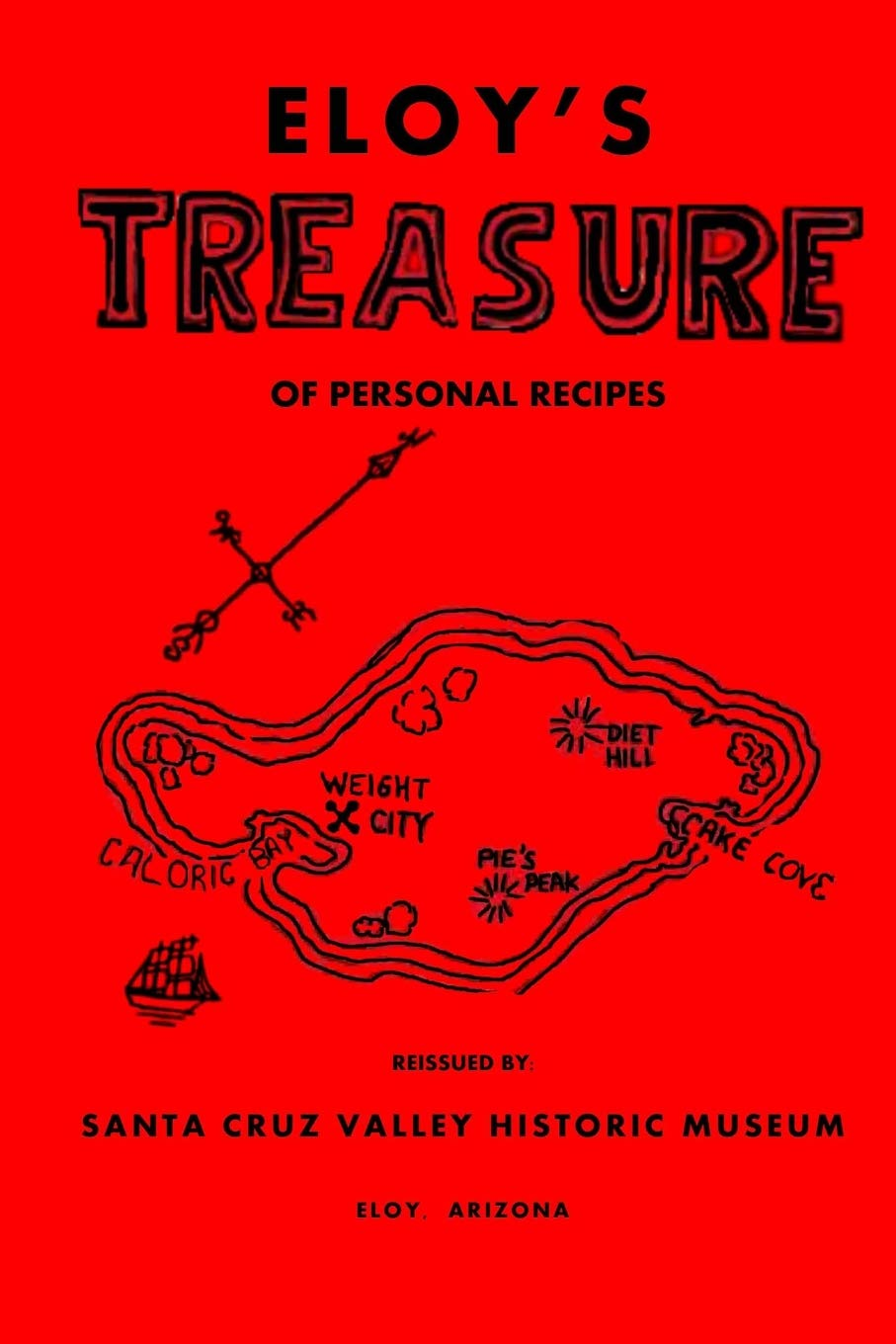ELOY'S Treasure: Of Personal Recipes