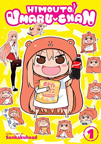 Head, S: Himouto! Umaru-chan Vol. 1