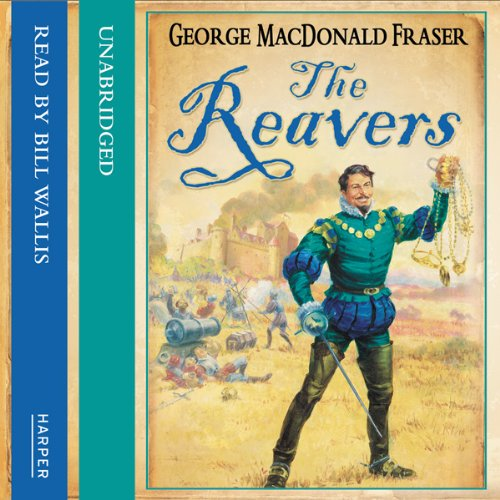 The Reavers audiobook cover art