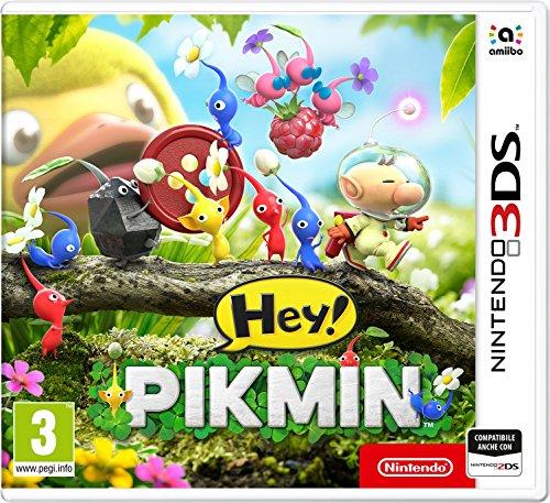 Hey! Pikmin - Nintendo 3DS [Importación italiana]