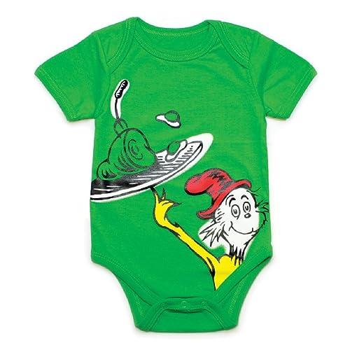 Dr Seuss Baby Clothes Amazon Com