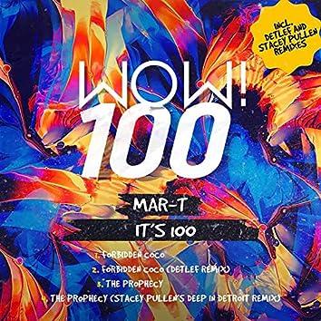 It's 100