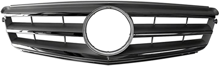 OE Replacement Assembly (Partslink Number MB1200148) for Mercedes-Benz C300/C350Grille