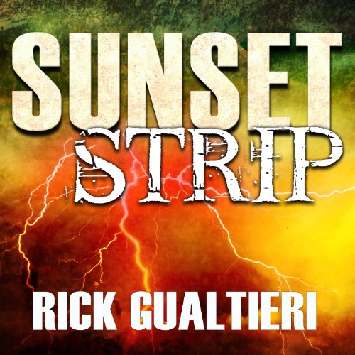 Sunset Strip audiobook cover art
