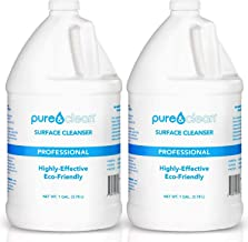 Pure & Clean Multi Surface Cleaner PRO - Hypochlorous Acid Cleaning Solution - Powerful & Non-Toxic - Used by Medical Prof...