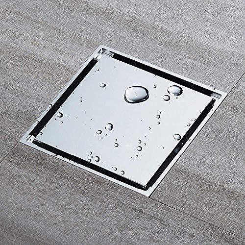 ZXL Siphon Deodorant Pure Copper, efficiënte drainage tegen ongedierte, badkamer, balkon sifon