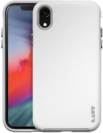 6461bfc4fae LAUT - Protector para iPhone XS MAX   Escudo   Doble Capas   Duradero    Carcasa