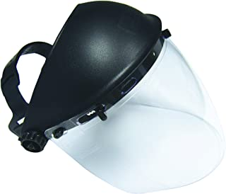 SAS Safety 5145 Deluxe Clear Face Shield Eye/Face protection