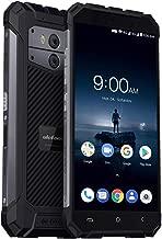"""Ulefone Armor X Outdoor Smartphone, IP68 Cellulare Impermeabile, Antiurto, Antipolvere, 5500mAh, Dual Sim 4G, 5.5"""" HD +13MP e 5MP, Android 8.1, 2GB+16GB, 256GB Espandibili- Grigio Scuro"""