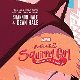 The Unbeatable Squirrel Girl cover art