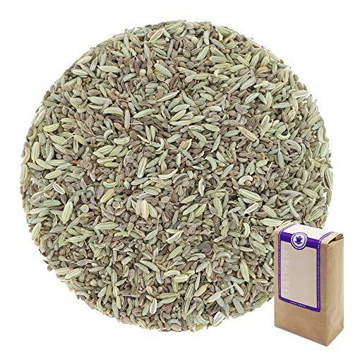 """N° 1257: Thé aux herbes bio """"Fenouil, anis, carvi (thé digestion, thé pour digérer)"""" - feuilles de thé issu de l'agriculture biologique - 250 g - GAIWAN® GERMANY - anis, fenouil, carvi"""