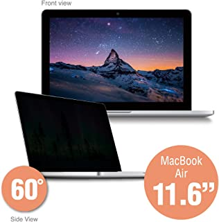 SenseAGE Anti-Blue Light Privacy Screen Protectors Filter for Apple Macbook Air 11.6