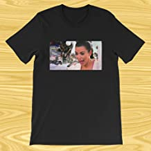 kim kardashian crying shirt