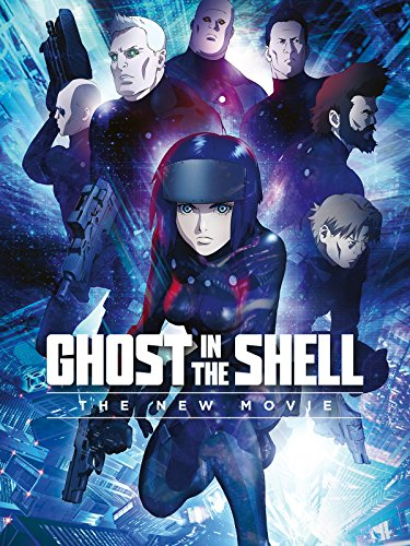 Ghost in the Shell - The New Movie [dt./OV]