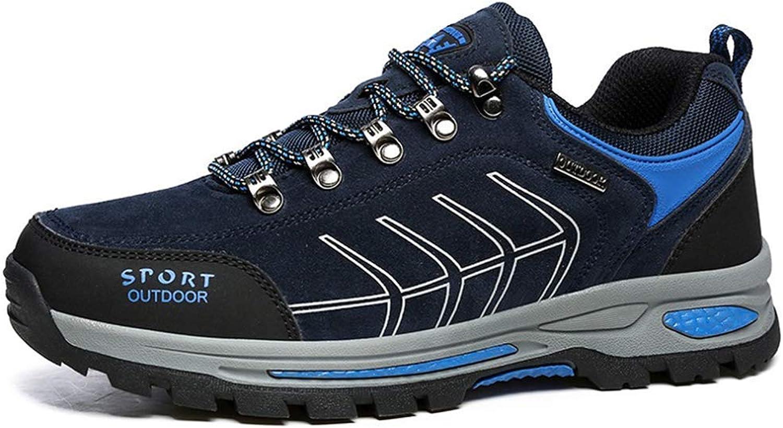f39ff05182210 ZHRUI Men Hiking shoes Outdoor Trekking Hunting Tourism Anti-Slip ...