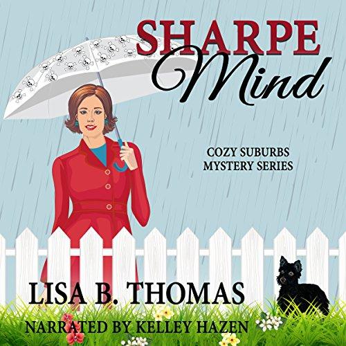 Sharpe Mind audiobook cover art