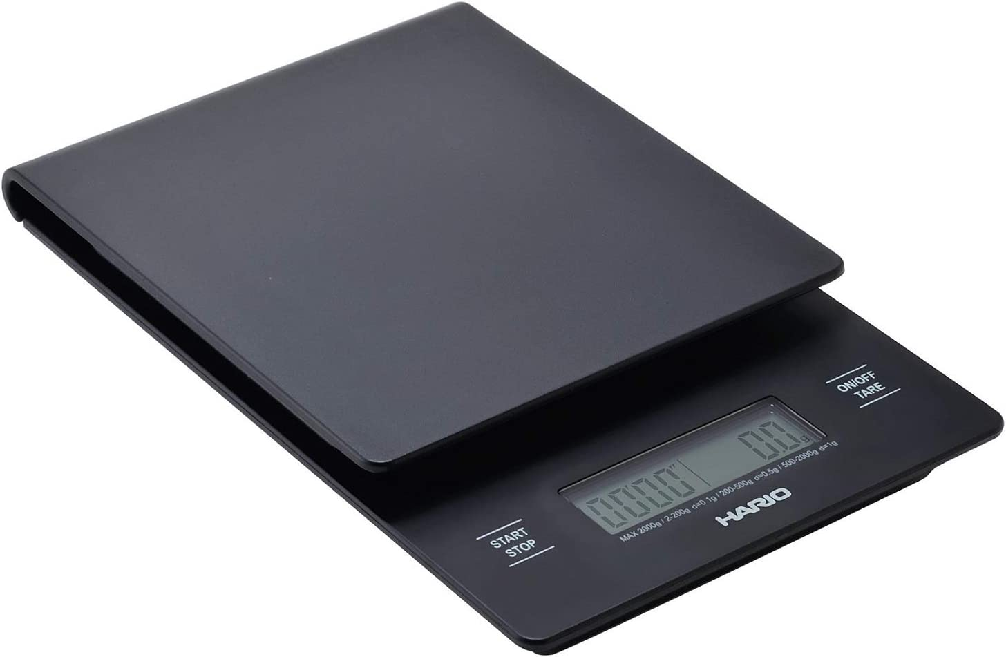 Hario Max 85% OFF V60 Direct stock discount Drip Coffee Scale and One New Black Size Timer Mode