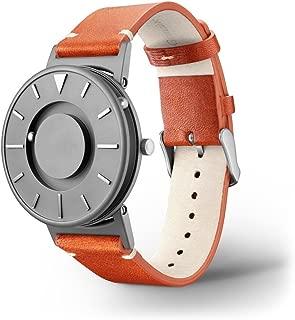 Eone Bradley x KBT Watch Orange Leather Band