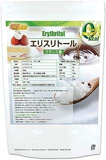 フランス産 エリスリトール 950g 遺伝子組み換え材料不使用 カロリーゼロ 希少糖 糖質制限 砂糖代替甘味料 天然甘味料 [01] NICHIGA(ニチガ)