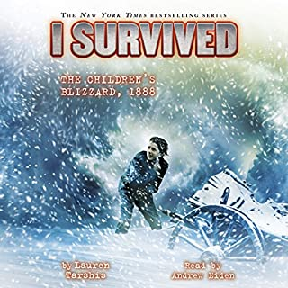 I Survived the Children's Blizzard, 1888     I Survived, Book 16              Auteur(s):                                                                                                                                 Lauren Tarshis                               Narrateur(s):                                                                                                                                 Andrew Eiden                      Durée: 1 h et 46 min     1 évaluation     Au global 5,0