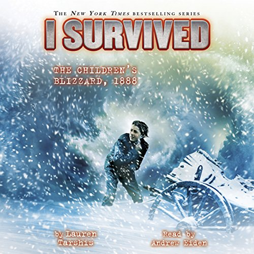 I Survived the Children's Blizzard, 1888 audiobook cover art