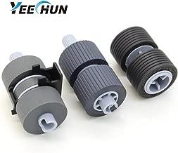 YEECHUN Scanner Pick Brake Roller Set for Fujistu FI-6670 Fi-6770 6770A 5650C FI-5650C FI-5750C 5750 Part Number: PA03338-K011 PA03576-K010