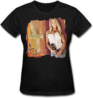 6665445d Mason Miranda Lambert Kerosene Women's Youth Short Sleeves Cotton T Shirts  Pop T Shirt