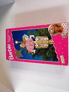 Barbie Carousel Christmas Tree Topper Mr. Christmas 1997
