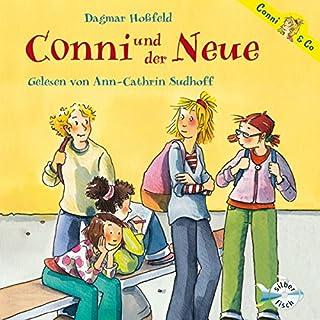 Conni und der Neue     Conni & Co 2              Autor:                                                                                                                                 Dagmar Hoßfeld                               Sprecher:                                                                                                                                 Ann-Cathrin Sudhoff                      Spieldauer: 2 Std. und 36 Min.     40 Bewertungen     Gesamt 4,4