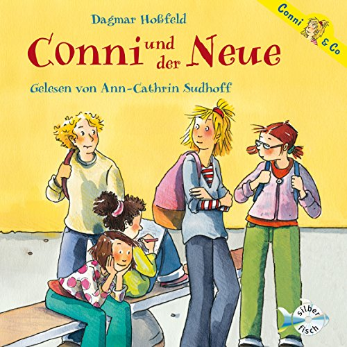 Conni und der Neue (Conni & Co 2) cover art