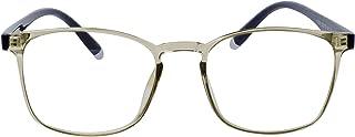 Blue Light Blocking Glasses for Computer - Anti Glare Fatigue Blocking Headaches Eye Strain - Unisex(Men/Women)