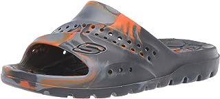 Skechers Kids' Hogan-Aqua Spurt Sneaker