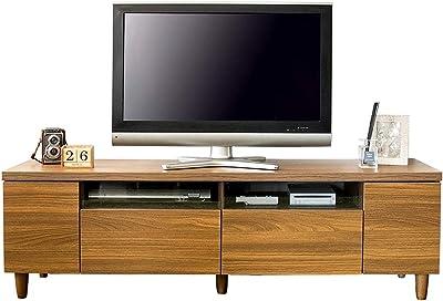 テレビ台 テレビボード 幅150cm LIEBE 完成品 ブラウン IR-TV-003