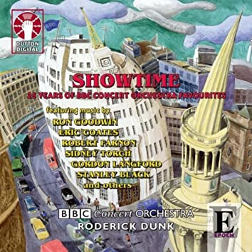 Showtime - 25 years of the BBC Concert Orchestra