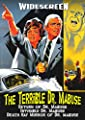 The Terrible Dr. Mabuse Triple Feature DVD Collection