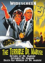 Best the invisible dr mabuse Reviews