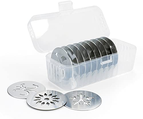 OXO Good Grips Cookie Press with Disk Storage Case (1, A) product image