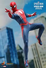 Power Toys Hot Toys VGM31 Marvel Spider-Man Advanced Suit 1/6 TH Scale Collectible Figure Action Figurine Model Kits